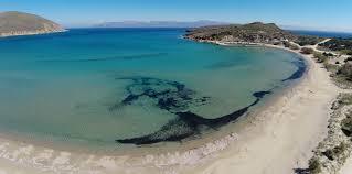 100 Molos Beach Front Land For Sale In ParosIoakimidis Estates