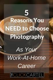 5 Reasons You NEED to Choose graphy as Your Work at Home Career