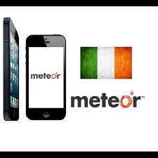 Unlock iPhone 4 4S 5 5C 5S 6 6 SE Meteor Ireland by IMEI
