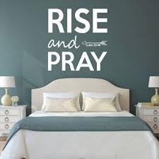 Amazoncom Bible Scripture Wall Decal Luke 2246 Rise