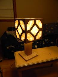 Aladdin Caboose Lamp Shade by How To Craft A Redstone Lamp Lighting And Ceiling Fans