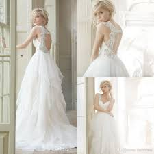 Discount Vintage Wedding Dresses 2017 Beach Hayley Paige Real Photos Custom Made Crystals Sexy Backless Plus Size Sweep Train Long Bridal Gown