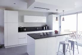 cuisine gris souris cuisine grise et blanche frais galerie cuisine gris souris
