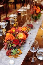 Fort Collins Fall Wedding Decor