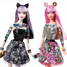 Barbie Doll Fashion Designer Video