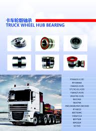 100 Hub Truck Wheel Bearing_Automobile Bearing_LINQING BETTON BEARING CO