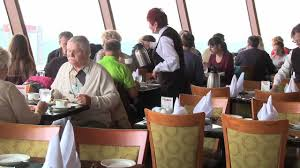 niagara falls restaurants skylon tower revolving dining room