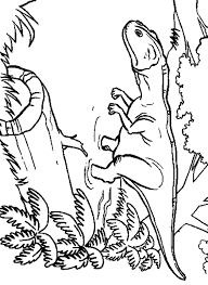 Colouring Pages Jurassic World Coloring