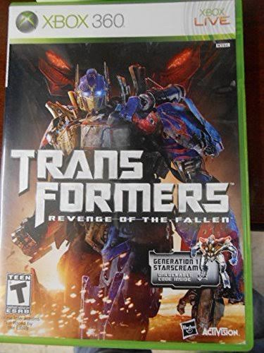 Transformers Revenge of the Fallen [Xbox 360 Game]
