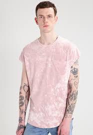 black kaviar sawdust print t shirt pink men clothing t shirts m