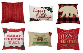 Christmas Throw Pillows for $9 79 Shipped Reg $34 99 – Utah