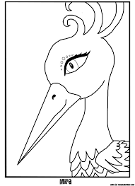 Jam Coloring Pages Animal In How To Draw An Owl Step By