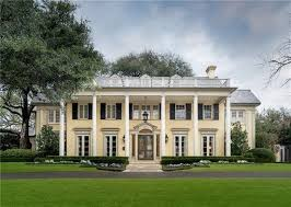 Neoclassical House Historic Highland Park Neoclassical Mansion Designed By Hal