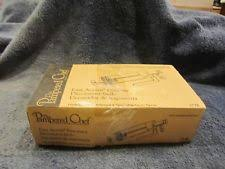 Pampered Chef Easy Accent Decorator Cupcakes by The Pampered Chef Easy Accent Decorator Ebay