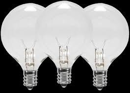 g50 c7 globe lights and bulbs