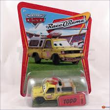 100 Pizza Planet Truck Disney Pixar Cars Todd 93 RaceORama Series RoR