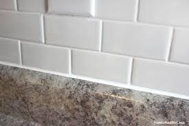 brilliant subway tile backsplash cost painted glass backsplash