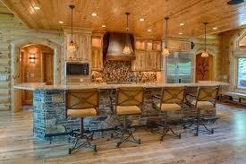 Log Cabin Kitchen Ideas by Log Home Kitchen Designs U2013 Iner Co
