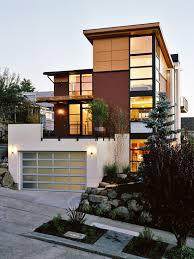 Modern House Fronts by 71 Contemporary Exterior Design Photos
