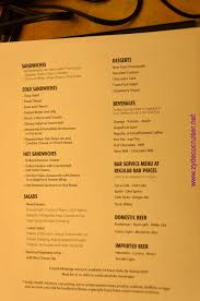 oasis of the seas menus main dining room 15638