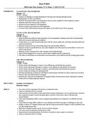 100 Truck Driving Jobs In Houston 009 Cdl Driver Resume Samples Velvet Sample Template