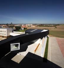 100 Arx Arquitectos Lhavo Maritime Museum Extension The Strength Of