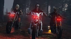 Five Points Halloween In Five by Halloween In Gta Online New Sanctus Motorcycle T Shirt Unlocks