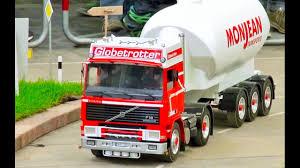 100 Action Truck BIG RC TRUCK ACTION BIG 18 SCALE SCANIA TRUCKS MB TRUCKS