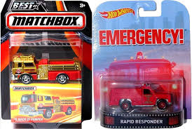 100 Matchbox Fire Trucks Buy Hot Wheels Emergency Retro Entertainment 2016