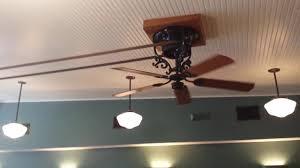fanimation bourbon street belt drive ceiling fan installation feat