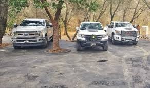 100 Family Trucks When The Family Is In Town For Christmas