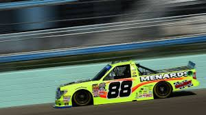 2017 NASCAR Camping World Truck Series Paint Schemes - Team #88