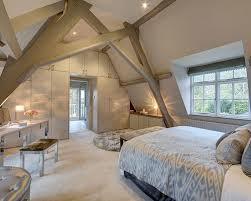Attic Bedroom Design Houzz Simple Decorating