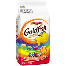 Pepperidge Farm Goldfish Colors Cheddar Baked Snack Crackers