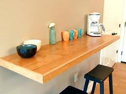 table murale cuisine rabattable table murale pliante cuisine table cuisine murale rabattable table