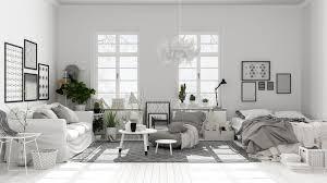 schlafzimmer mit einem bett und einem sofa rosa vorhänge