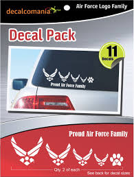 100 Stickers For Trucks Air Ce Logo Military Family Car Decals For Cars