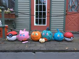 Damariscotta Pumpkin Festival by Pokemon Pumpkins Gotta Paint U0027em All The 2017 Damariscotta