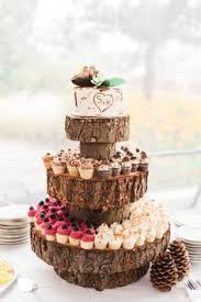 Love Is Sweet Stand Wedding Cake Rustic Cupcake Country Chic Dessert Candy Bar