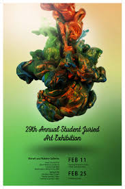 29th Annual Student Art Exhibition