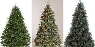 7ft Pre Lit Christmas Trees