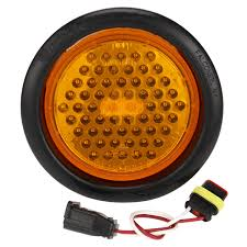 Super 44, LED, Yellow Round, 60 Diode, Front/Park/Turn, Black PVC ... Trucklite 99168r Ebay 4 Napa Trucklite 102r1 Model 10 2 12 Marker Lamp V 07232 Amber 95 X Heavy Duty Led Commercial Truck 40002r 40 Series Red Round Stopturntail Light Kit Lite Falconer New York Industrial Trucklitesignalstat Class Iii Low Profile Yellow Beacon Rigid Industries Acquired By Medium Work Info 44018y Super 44 Rear Turn Signal Master Lighting And Harness Technician Walker Movin Out Adds Led Fog And Scene To