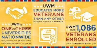 uwm d2l help desk veteran services at uwm uw milwaukee