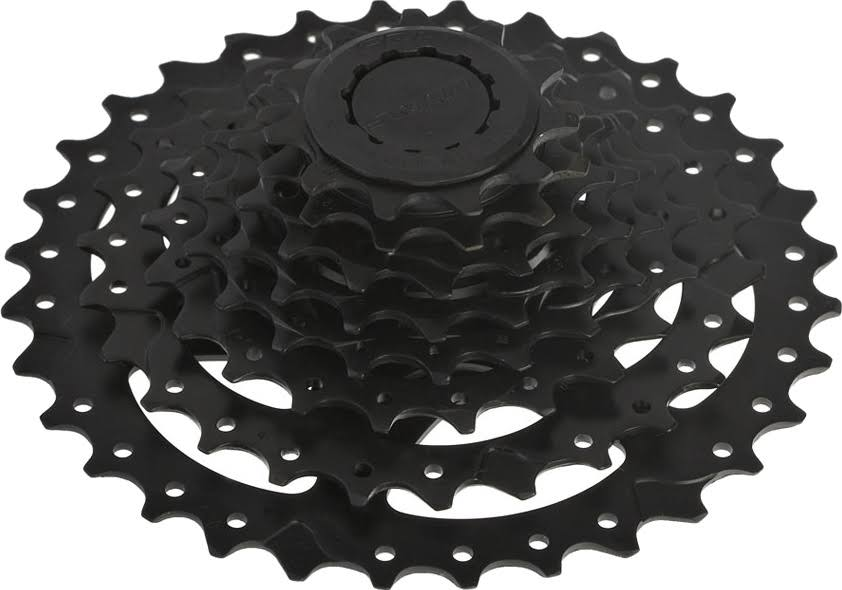 Sram 8 Speed Bicycle Cassette - Black