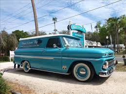 1966 Chevy Panel Truck ♪•♪♫♫♫ JpM ENTERTAINMENT ...