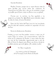 Blog Católico Parroquia Santa María De BaredoBaiona Los Niños Y