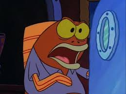 Probably The Biggest Jerk In Whole History Of Spongebob Customer Who Ordered Pizza But Wouldnt Pay For It Because They Didnt Bring Him