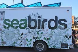 100 Seabirds Food Truck Electric Eunice June 2012