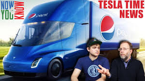 Tesla Time News - PepsiCo Orders 100 Tesla Semi Trucks - YouTube Global Code Of Conduct The Pepsi Thread Pra Behind The Scenes Trucks Supercars Truck Stalls In Middle Highway Leads To Multivehicle Used Oowner 2013 Toyota Tundra Grade Near Fergus Falls Mn All Truck Stuck Between 2 Power Poles Youtube Georgia Cat Missing Since 4th July Found Riverside County Man Assaulting Driver Arrested By Police Mlivecom Driving Jobs Driver Resume Wwwtopsimagescom Gets On Pavilion Beach News Glouctertimescom