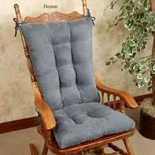 100 Rocking Chair Cushions Pink Nursery Love Bird Damask Pattern Circles